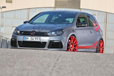Volkswagen Golf R Bull